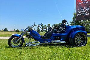 Rewaco Trike RF1 ST-2 Tourback mieten